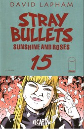 Stray Bullets: Sunshine & Roses (2015) -15- Smoke and mirrors