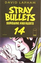 Stray Bullets: Sunshine & Roses (2015) -14- Monkey boy