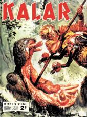 Kalar -134- Le sorcier de la nuit