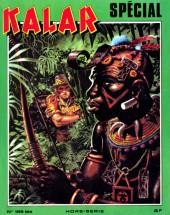Kalar -189bis- Kalar spécial - Qui sont les vrais fauves ?