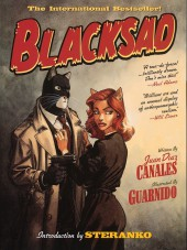 Blacksad (en anglais) -1USA- Somewhere within the shadows