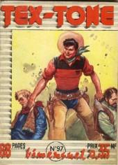 Tex-Tone -97- Le mystere du canyon