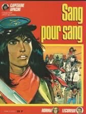 Capitaine Apache -5'- Sang pour sang