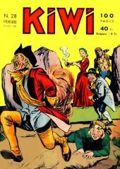 Kiwi -28- Un tragique rendez-vous (1)