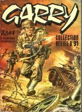 Garry (Impéria - 3e série) -Rec31- Collection Reliée N°31 (du n°206 au n°213)