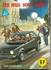 Histoires noires (Elvifrance) -67- Les jeux sont faits
