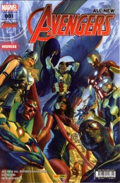 All-New Avengers -1- Rassemblement !