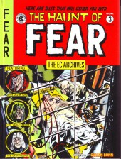 EC Archives (The) -93- The haunt of fear (volume 3)