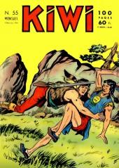 Kiwi -55- Attaque au Nord (2)