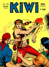 Kiwi -73- Le mystérieux