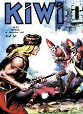 Kiwi -92- Les fils de la forêt (2)