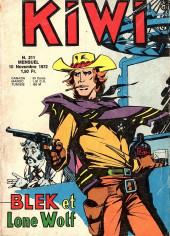 Kiwi -211- Le trésor des rebelles