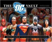 (DOC) DC Comics (en anglais) - The DC Vault: A Museum-in-a-book With Rare Collectibles from the Dc Universe