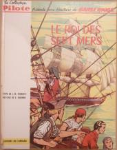 Barbe-Rouge -2'- Le Roi des Sept Mers