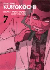 Inspecteur Kurokôchi -7- Tome 7