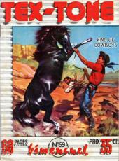 Tex-Tone -69- Mike Gibbon du camp Blackwood