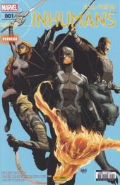 All-New Inhumans -1- Voilà ce qui vous attend...