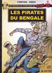 Tiger Joe -85- Les pirates du Bengale