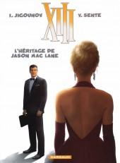 XIII -24TL- L'héritage de Jason Mac Lane