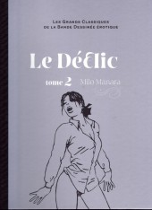Les grands Classiques de la Bande Dessinée érotique - La Collection -72- Le Déclic - tome 2