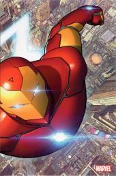 All-New Iron Man & Avengers -1VC- Reboot