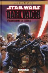 Star Wars - Dark Vador -3- Terreur dans les ténèbres