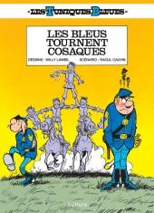Les tuniques Bleues -12Été- Les Bleus tournent cosaques