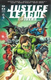 Justice League Univers -4- Numéro 4