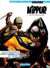 Nippur -4- Alla ricerca di teseo