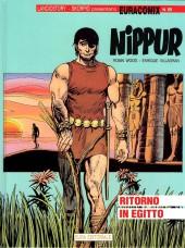 Nippur -7- Ritorno in Egitto