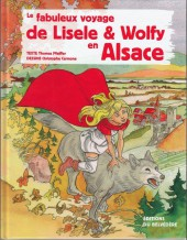 (AUT) Carmona - Le fabuleux voyage de Lisele & Wolfy en Alsace
