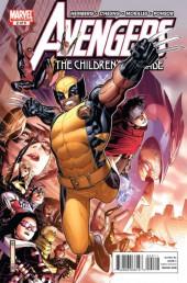 Avengers: The Children's Crusade (2010) -2- Avengers: The Children Crusade #2