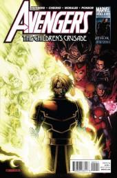 Avengers: The Children's Crusade (2010) -5- Avengers: The Children Crusade #5