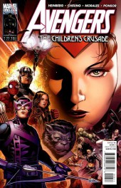 Avengers: The Children's Crusade (2010) -6- Avengers: The Children Crusade #6