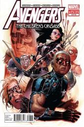 Avengers: The Children's Crusade (2010) -8- Avengers: The Children Crusade #8