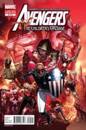 Avengers: The Children's Crusade (2010) -9- Avengers: The Children Crusade #9