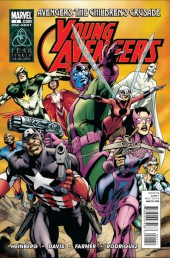 Avengers: The Children's Crusade - Young Avengers (2011) -1- Avengers: The Children's Crusade - Young Avengers #1