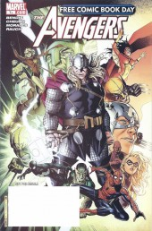 Free Comic Book Day 2009 - Avengers