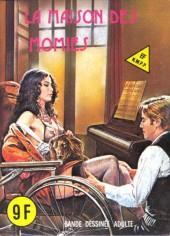 Série Jaune (Elvifrance) -97- La maison des momies
