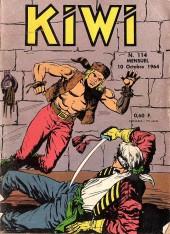 Kiwi -114- Le petit trappeur