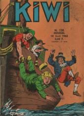 Kiwi -120- Le petit trappeur