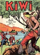 Kiwi -117- Le petit trappeur