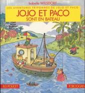 Jojo et Paco (Les aventures friponnes de) -4- Jojo et Paco sont en bateau