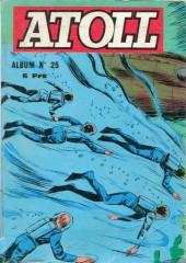 Atoll -Rec25- Album N°25 (du n°101 au n°103)