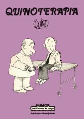 Humor com humor se paga -25- Quinoterapia