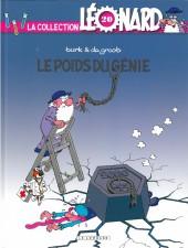 Léonard - La Collection (Prisma Media) -2014- le poids du génie