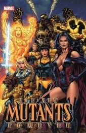 New Mutants Forever (2010) -INT- New Mutants Forever