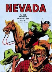 Nevada (LUG) -154- Numéro 154