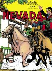 Nevada (LUG) -158- Numéro 158