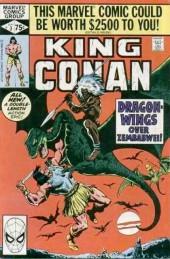 King Conan (1980) -3- Red moon of zembabwei!